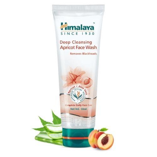 Himalaya Herbals Deep Cleansing Apricot Face Wash