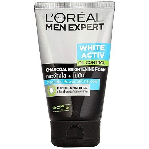 L'Oreal Paris Men Expert Charcoal White Activ Oil Control