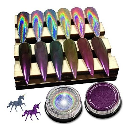iMethod holographic nail polish