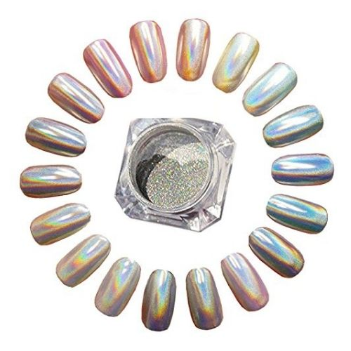 lilyangel holographic nail polish