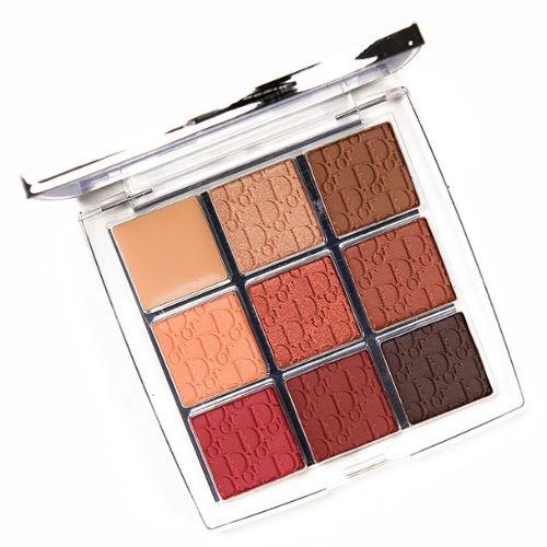 Dior Backstage Eyeshadow Palette in Rosewood Neutrals