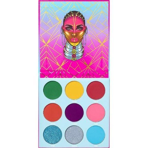 Juvia's Place Warrior III Palette